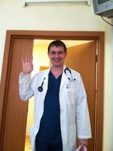 Dr. Fedorenko