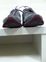 The last pair I wore, before the newer ones I wear today.